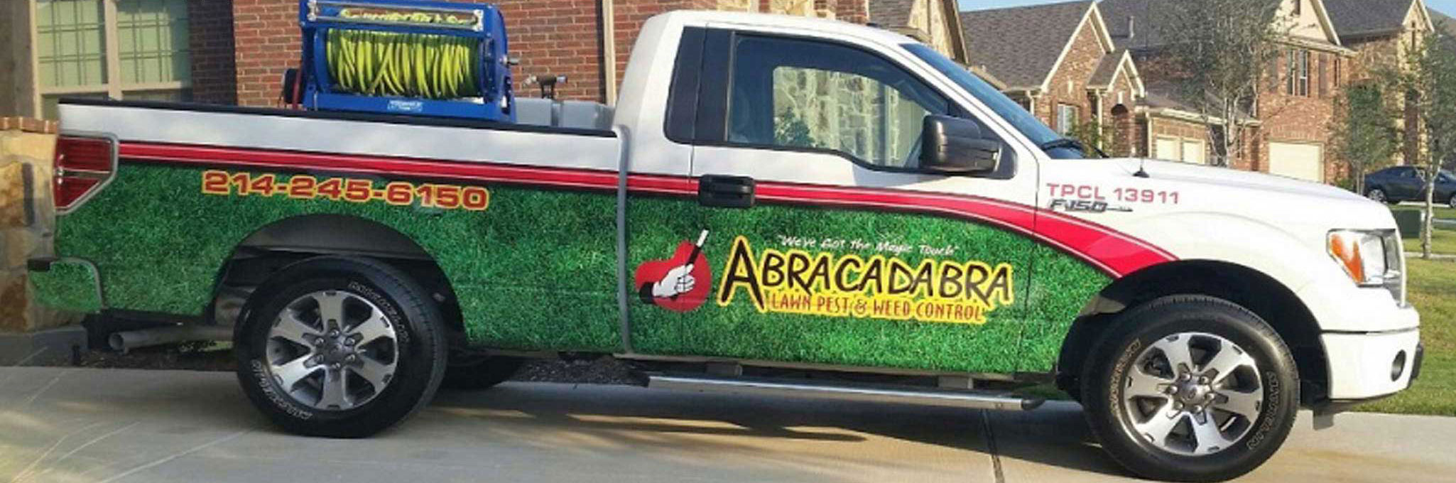 lawn pest control forney texas
